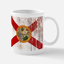 Florida Grunge Flag Mug
