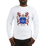 Lzawa Coat of Arms Long Sleeve T-Shirt