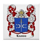 Lzawa Coat of Arms Tile Coaster