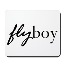 Fly Boy Mousepad