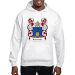 Luzinski Coat of Arms Hooded Sweatshirt