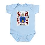 Luzinski Coat of Arms Infant Creeper
