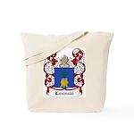 Luzinski Coat of Arms Tote Bag