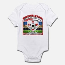 England European Football 2012 Infant Bodysuit