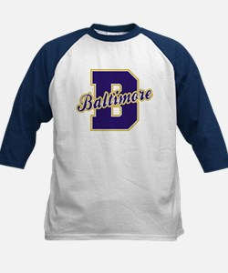 Baltimore Letter Tee