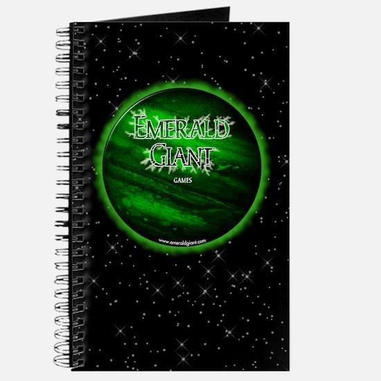 Emerald Giant Journal