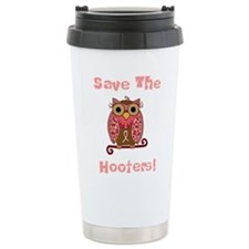 Save The Hooters! Travel Mug