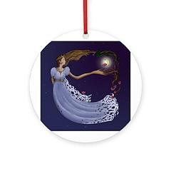 The Princess Round Ornament