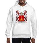 Losiatynski Coat of Arms Hooded Sweatshirt