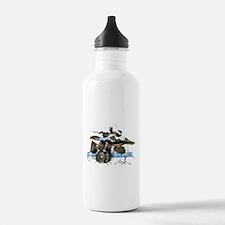 Drummer Sports Water Bottle