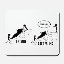 Friend / Best Friend Mousepad