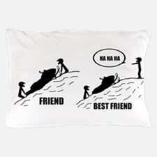 Friend / Best Friend Pillow Case