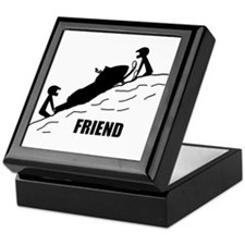 Friend Keepsake Box