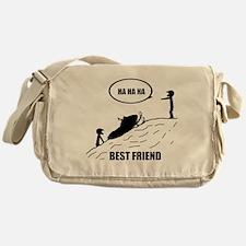 Best Friend Messenger Bag