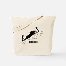 Friend / Best FriendTote Bag
