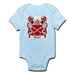 Lopot Coat of Arms Infant Creeper