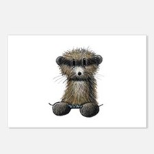Ferret Caricature Postcards (Package of 8)