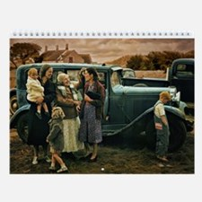 Early America Wall Calendar