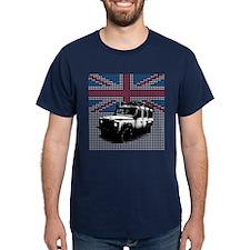 Union Jack Land Rover Defender T-Shirt