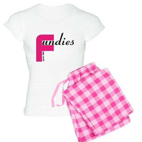 F-Undies Pour Elle Women's Light Pajamas