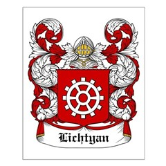 Lichtyan Coat of Arms Posters