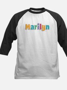 Marilyn Kids Baseball Jersey