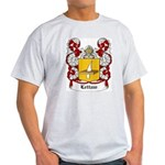 Lettaw Coat of Arms Ash Grey T-Shirt