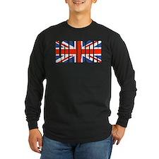 London Union Jack T Long Sleeve T-Shirt