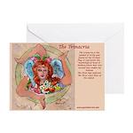The Trinacria Name Greeting Card