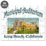 Long Beach Municipal Auditorium Puzzle