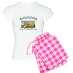 Long Beach Municipal Audito Women's Light Pajamas