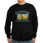 Long Beach Municipal Auditorium Sweatshirt (dark)
