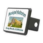 Long Beach Municipal Audit Rectangular Hitch Cover