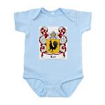 Kur Coat of Arms Infant Creeper