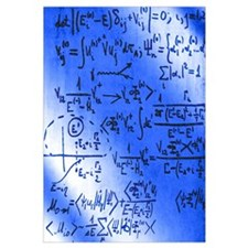 Particle physics equations
