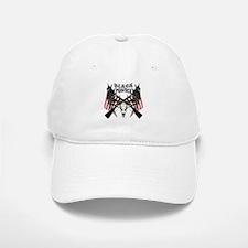 Black powder buck Baseball Baseball Cap