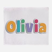 Olivia Throw Blanket