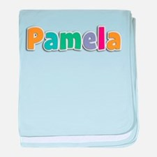Pamela baby blanket