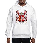 Kryszpin Coat of Arms Hooded Sweatshirt