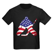 3-All-AmericanHockey T-Shirt