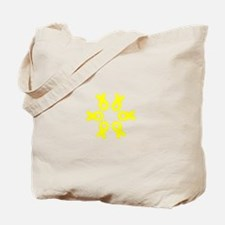 Bladder Cancer Awareness Yellow Ribbons Tote Bag