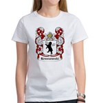 Kruszowski Coat of Arms Women's T-Shirt