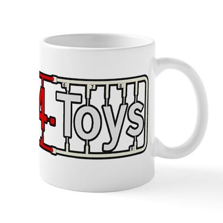 2old4toys Mug regular sized