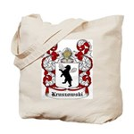 Kruszowski Coat of Arms Tote Bag