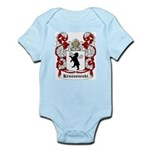 Kruszowski Coat of Arms Infant Creeper