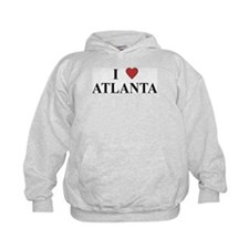I Love Atlanta Hoodie