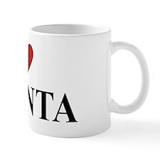 I Love Atlanta Mug