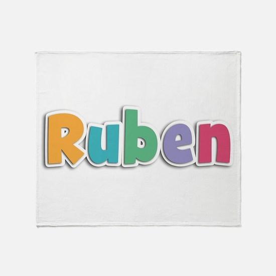 Ruben Throw Blanket