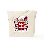 Kroszynski Coat of Arms Tote Bag