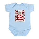 Kroszynski Coat of Arms Infant Creeper